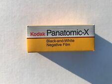 The LAST REMAINING 40 rolls of KODAK Panatomic X 120 FROZEN since 1988