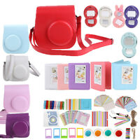7/9/11 in 1 Instant Film Camera Accessories Bundles for Fujifilm Instax Mini 8
