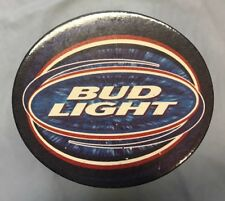 Stack of 100 Bud Light Oval Beer Can Coasters New in Pkg for Cans Glass Bottles