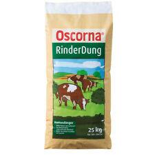 Oscorna Rinderdung 25 kg Humusdünger für 170 - 200 m²