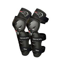 Knee Pads Motorcycle Protectors Ride Pp Protection Equipment Motor Cross Black