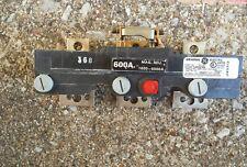 GE TJK636T600  3P 600A 600V TRIP UNIT