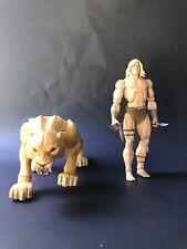 Marvel Legends Ka-Zar Zabu SDCC Exclusive  X Men Savage Land Out Of Package