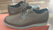 CRAFTED BY ROCKORT MENS DRESS SHOES SIZE 10.5 BROWN, Brand new!