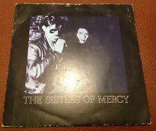 "THE SISTERS OF MERCY - Lucretia My Reflection / Long Train Vinyl 7"" - 45"