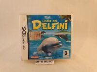 L'ISOLA DEI DELFINI NINTENDO DS DSi 3DS 2DS NDS PAL ITALIANO COMPLETO ORIGINALE