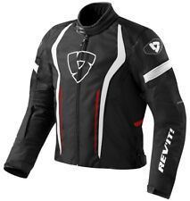 Fjt190 Revit Giacca RaceWay Black-red Taglia S Rev'it