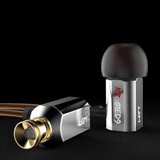 KZ ED9 In Ear Earphone Earplugs Headset Hifi Super Bass W/ Mic For Iphone HTC LG