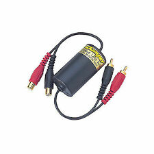 Bumper Ground Loop Isolator With Low Level Filter B070