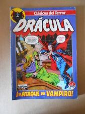 DRACULA Clasicos del Terror #2 1988 De Agostini -  [G322] BUONO