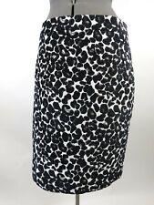 J Crew The Pencil Skirt  Animal Print Leopard Cheetah Corduroy 6