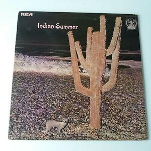 Indian Summer - Self Titled - Vinyl LP UK Rare UK 1st Press