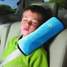 Car Safety Seat Soft Sleep Pillow Kids Harness Pad Belt Cover Cushion Shoulder