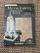 Metal Earth 3D Laser Cut Steel Model Kit - Empire State Building