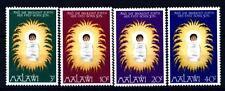 MALAWI - 1976 - Natale: il bambino Gesù nella mangiatoia