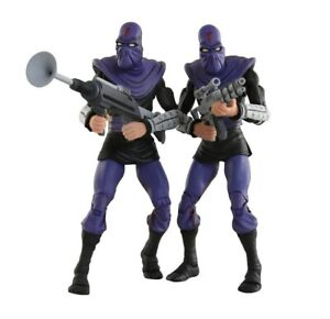 2Pcs/Set Foot Soldier Army Builder Action Figure without Box Toy Gifts Decor
