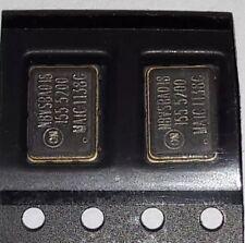2 X En Semi NBVSBA 018 lnhtag oscilador de cristal, 155.52 MHz, ± 50ppm de 5 X 7 X 1.8 mm