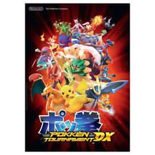 Pokken Tournament DX Poster