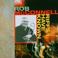 Rob McConnell - Riffs I Have Known / 2-CD / NEU+OVP-SEALED