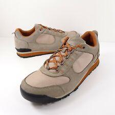 Danner Jag Low Timber Wolf Glazed Ginger 37395 Mens US 9 Nubuck Nylon Hike Walk