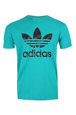 Adidas original trefoil camuflaje logo t shirt-a estrenar en talla L!!!