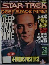 Starlog Star Trek - Deep Space Nine. #8 1994 Excellent