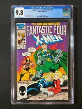 Fantastic Four vs. the X-Men #1 CGC 9.8 (1987)