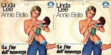 DISCO 45 GIRI     LINDA LEE  – ANNIE BELLE