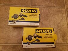 For Chevy Silverado Classic Pair Set of 2 Front Upper Press-in Ball Joints Moog