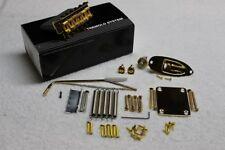 """Fender American 57/62 Vintage Stratocaster 2 3/16"""" Hardware Set Strat USA - Gold"""