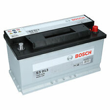 Bosch 12V 90Ah 720A EN S3 013 Autobatterie Starterbatterie PKW Batterie NEU