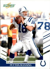 New listing 2007 Score Peyton Manning #220 - Indianapolis Colts
