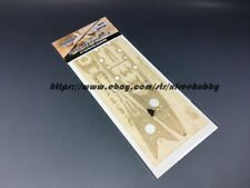 Hunter W70161c 1/700 German Battleship Bismarck 1941 Wooden Deck (For Flyhawk)