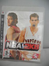 NBA2K8 PLAYSTATION 3