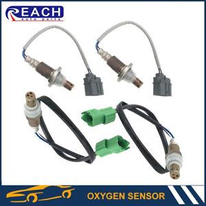 4pcs Up+Downstream O2 Oxygen Sensor For 2007-2008 Suzuki Grand Vitara V6-2.7L