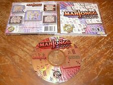 Mahjongg Classic PC CD-ROM 2001 Global Star Small Rockets for Windows 98/Me