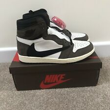 Nike Air Jordan 1 Travis Scott UK 8.5 100% Authentic