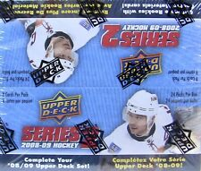 2008-09 Upper Deck Series 2 hockey cards Retail Box with 24 Packs