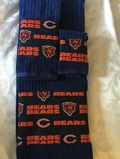 Chicago Bears 3 Piece Bath Towel Set  Handmade  GREAT GIFT!!