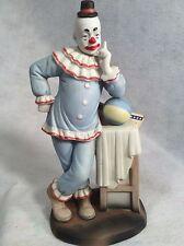 Flambro 1985 Paul Junc,famouse American Clown searies.