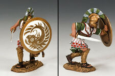 AG015 Crouching Hoplite by King and Country