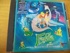 FREDDIE AS F.R.O.7  O.S.T. CD MINT-  G.BENSON. BOY GEORGE ASIA PATTY AUSTIN