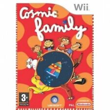 Cosmic Family (Nintendo Wii, 2007)