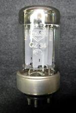 Mullard GZ-34 Metal Base Rectifier Tube 57C RARE! tests NOS!