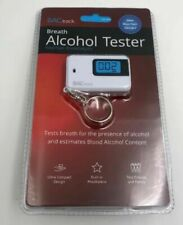 NEW! BACtrack Breath Alcohol Tester Keychain Breathalyzer (Model BT-KC20)