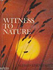 Witness to Nature - Alfred Eisenstaedt - avec envoi