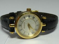 GUCCI Swiss Luxury Women's Watch, 2040L model, Roman Numerals