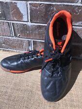 New Balance Audazo Black indoor soccer shoe 11.5