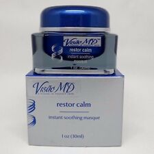 Visao Md - Restor Calm - Instant Soothing Masque - 1 oz / 30 mL - New In Box