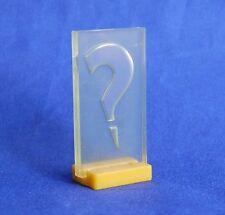 Clue Discover the Secret Colonel Mustard Replacement Part Game Piece Token Mover